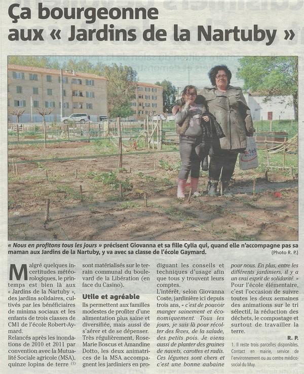 Le muy les jardins de la nartuby for Le jardin le muy